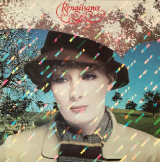 Renaissance ‎- A Song For All Seasons (LP) (EX/EX)